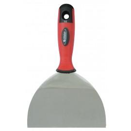 Couteau à enduir inox Taliaplast, largeur 15 cm.