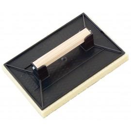 Taloche rectangulaire éponge plateau plastique Taliaplast