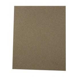 Papier de verre feuille gr 80 Leman