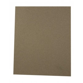 Papier de verre feuille gr 40 Leman