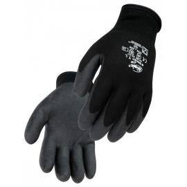 Gants chauds ninja nylon.