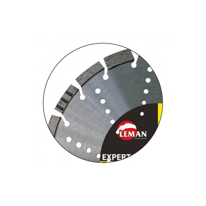 Disque diamant b ton acier disque 125 mm disque diamant asphalte goudron - Disque diamant 125 ...