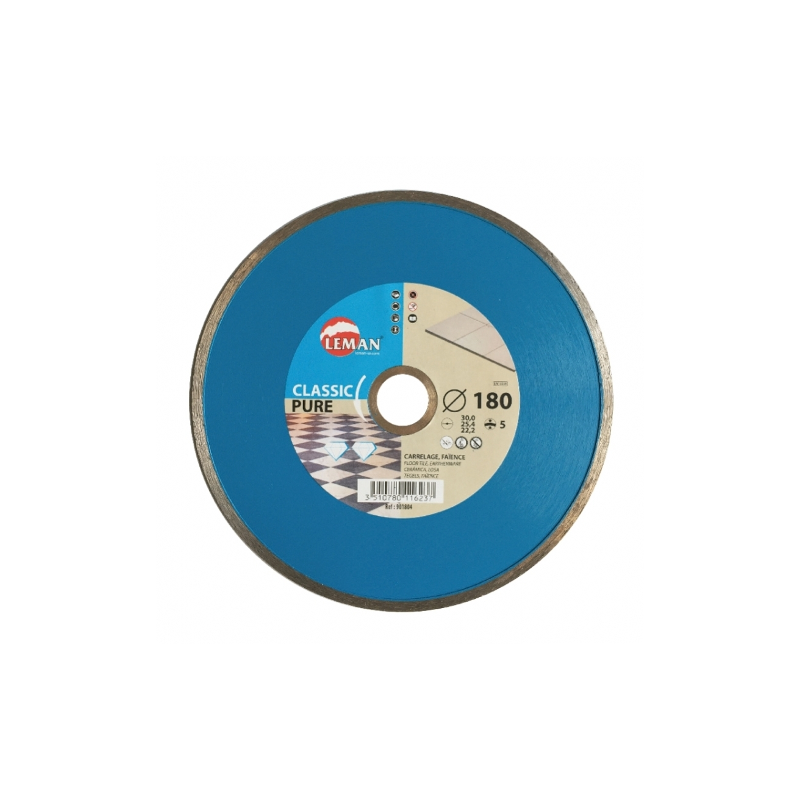 Disque 115 mm disque diamant jante continue disque diamant carrelage disque diamant faience - Disque diamant carrelage ...
