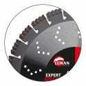 Nouveau disque diamant pro Leman.