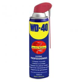 Dégrippant lubrifiant WD-40