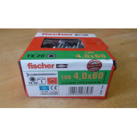 Vis Fischer POWER-FAST 4 x 60