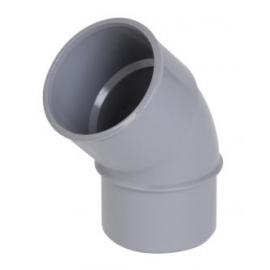 Coude PVC 32 mm nicoll