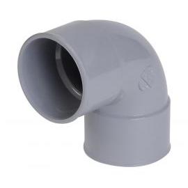 Coude PVC 40 mm 87° Nicoll