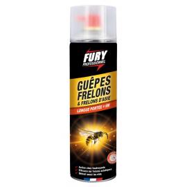 Bombe FURY anti guêpes et frelons.