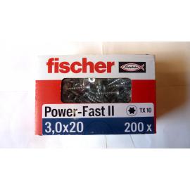 Vis fischer 3x20