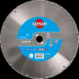 Disque diamant Leman gamme expert.